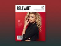 RELEVANT Magazine Issue 97 Cover