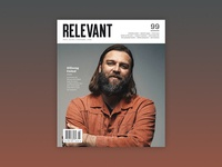 RELEVANT Magazine Issue 99 Cover