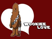 Wookiee Love