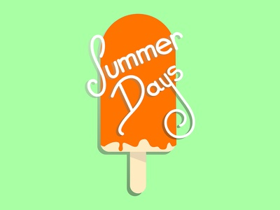 Popsicle: Summer Days cool cold summer icy pop ice pop creamsicle dreamsicle popsicle snapchat geofilter