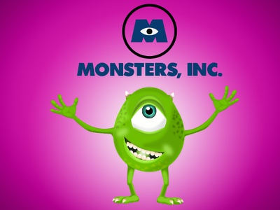 Monsters, Inc.: Mike apple pencil ipad pro ipad character art vector character design pixar studios monster pixar disney mike wazowski monsters inc