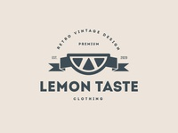 Vintage Logo / Retro Label & Badges clothing restaurant classic hipster retro vintage label badge logos logo