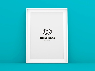 Geometric Logo / Modern Brand branding brand clothing minimalistic minimal modern geometric label badge logos logo