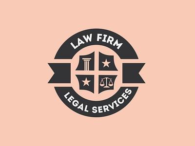 Vintage Logo / Retro Label & Badges branding brand business legal firm law design hipster retro vintage label badge logos logo