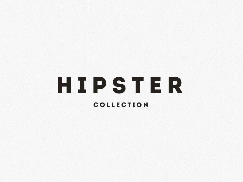 Minimal Logo / Brand simple clean minimal logo kit hipster clothing business logos label badge logo minimal logo