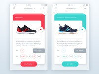 Product Card Exploration