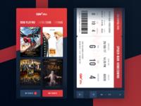 CGV Blitz - Redesign App Concept