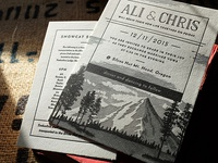 Ali & Chris's Letterpress Printed Wedding Set