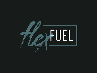 Flex Fuel Logo logo