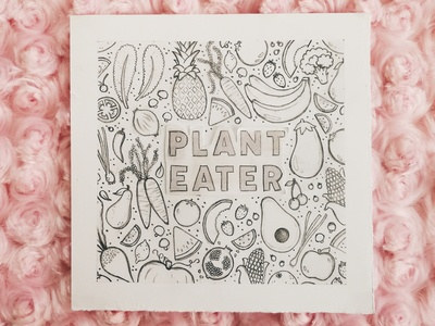 Plant Eater: Sketch