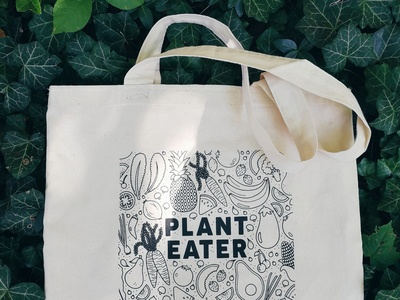 Plant Eater: Tote Bag