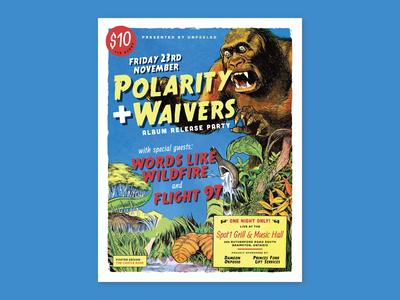 Polarity + Waivers