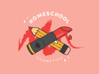 Homeschool Cosmetics Logo