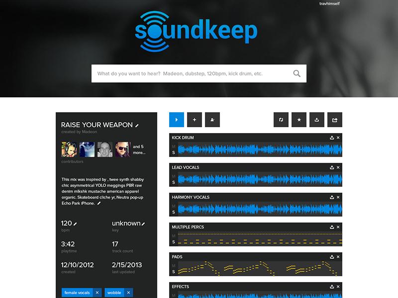 Soundkeep