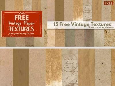 Old Looking Paper Textures freebie vintage paper old paper paper textures paper