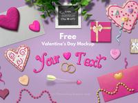 Valentine PSD Free