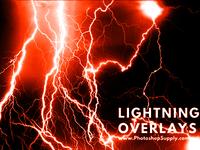 10 Lightning Textures ⚡️ Free Download