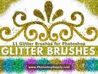 Glitter Sparkle Brushes | FREE Download