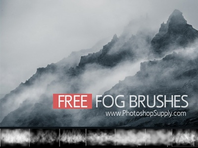 Fog Brushes | Freebie by PsdDude 🕸 on Dribbble