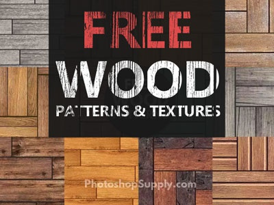 Free Wood Patterns and Textures freebie photoshop patterns textures woodpattern woodtexture wood