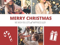 Merry Christmas Card Online