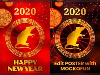 Chinese New Year Poster freebies free online poster chinese new year chinese