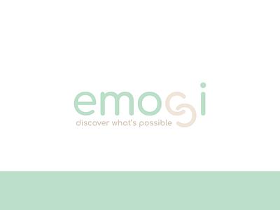 emocci brand vector design minimal vec graphic design logo branding