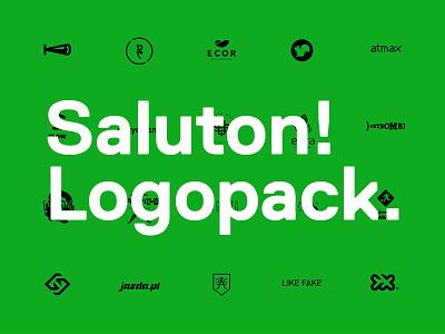 Saluton Logopack saluton logopack logo