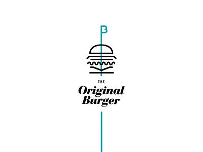 Original Burger WIP burger logotype logo
