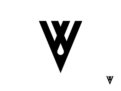W / personal logo redesigned w redesign logotype logo