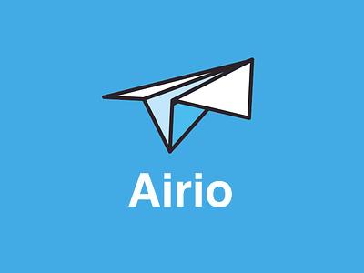 Day26: Paper Airplane dailylogochallenge dailylogo logo