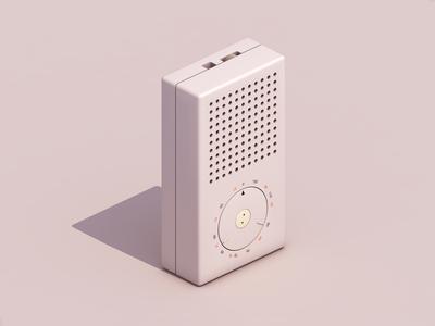 T3 Pocket Radio