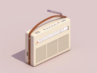 Portable Radio T52