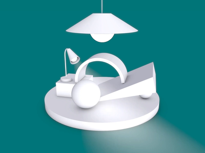 Lighting - 3d Still Life