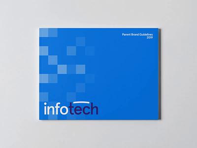 Infotech Branding brand design logo identity brand publication print positioning brand bible brand guidelines brand identity brand guide