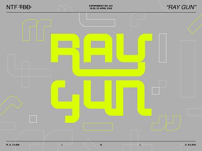 New Typeface Experiment  N°001 modern modernism layout design type designer foundry sans serif ligatures glyphs graphicdesign process font typeface typedesign type design type typography