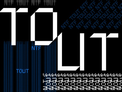NTF Tout - Free Font/Typeface