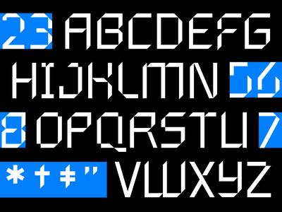 NTF Tout - Free Font/Typeface