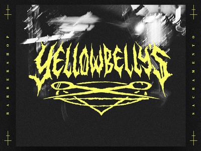 Yellowbelly's Black Metal Barbershop