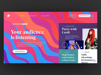Pandora for Brands - Build In