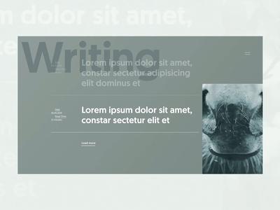 Gaven Heim Blog Section