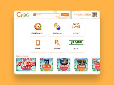 Self-service Kiosk UI Redesign typography ux illustration ui logo design branding app