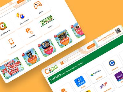 Self-service Kiosk UI redesign No. 2 typography ux illustration ui logo design branding app