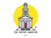 Pepper Canister Church Dublin