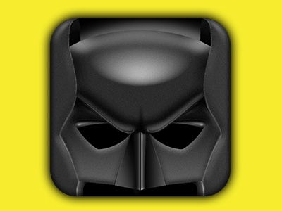 Ios batman icon