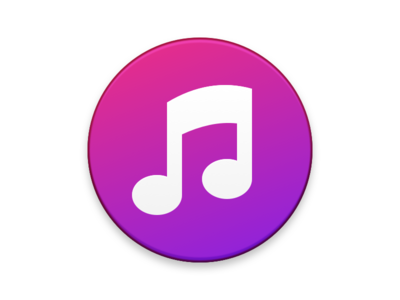 iTunes Icon (download) ui ux osx macos music free download icons icon note spotify itunes