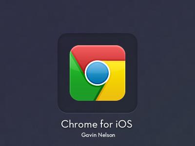 Chrome for iOS Release! chrome google ios icon pixel iphone retina