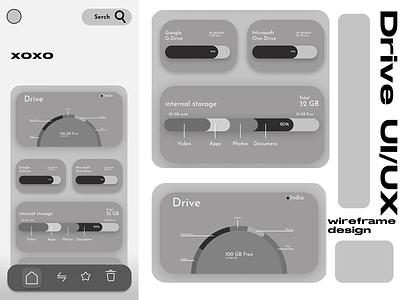 drive wireframe design design cared illustration 2021 design 2020 trend drive wireframe design graphic design