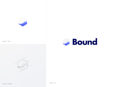 Bound Logomark (White)