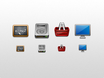 Icons! icons yeah dude man what lol 32px 64px
